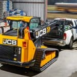 We like the JCB Teleskid